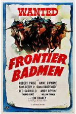 Watch Frontier Badmen Afdah