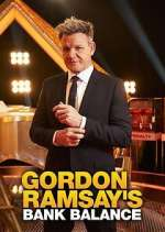 gordon ramsay's bank balance tv poster