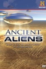 ancient aliens tv poster