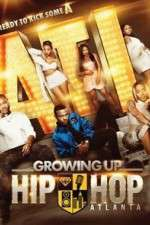 growing up hip hop: atlanta tv poster